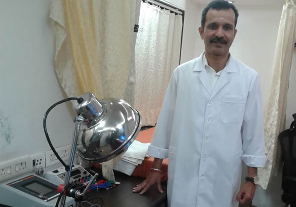 Dr. Jagdish Naik